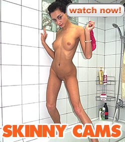 Skinny Webcam Girls